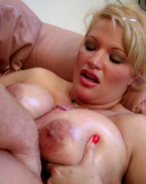 first time ever German fraulein with large clit always complimented with